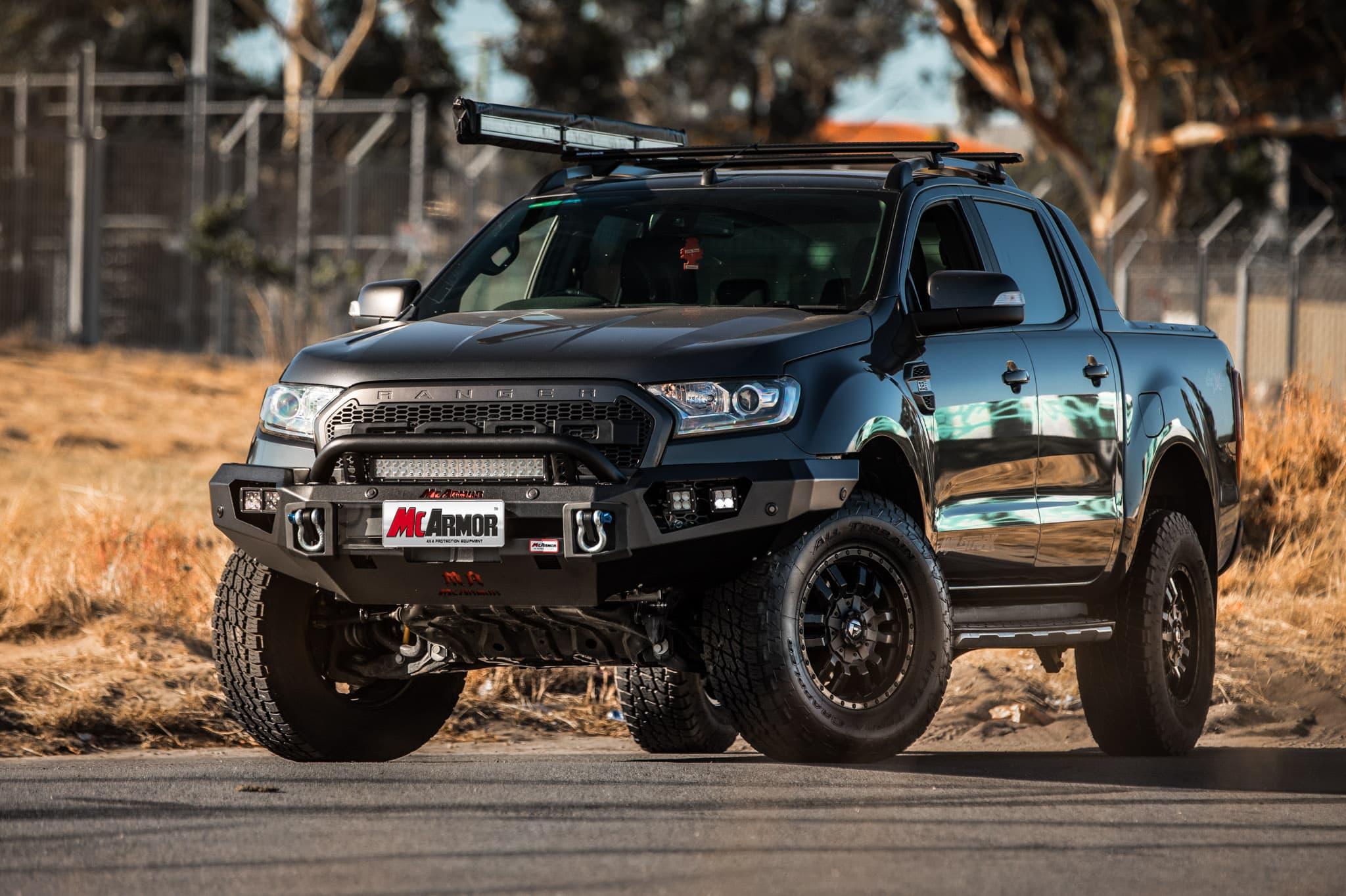 Ranger McArmor Hercules